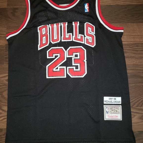 7f30f01417e Mitchell and Ness Michael Jordan Throwback Jersey